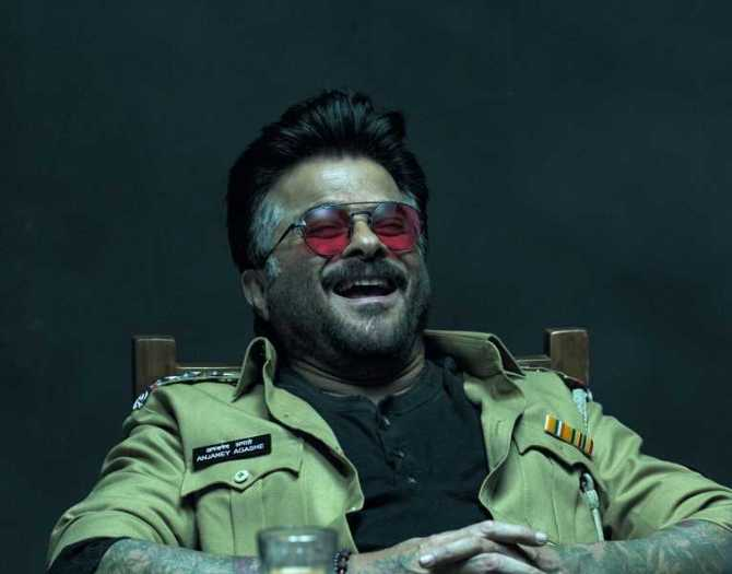 First glimpse Anil Kapoor look from movie Malang