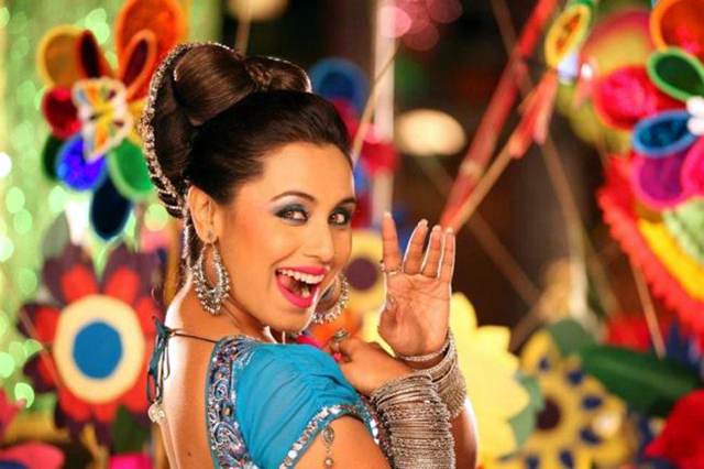 Rani Mukerji Prithviraj in Aiyyaa Hot Song Pic