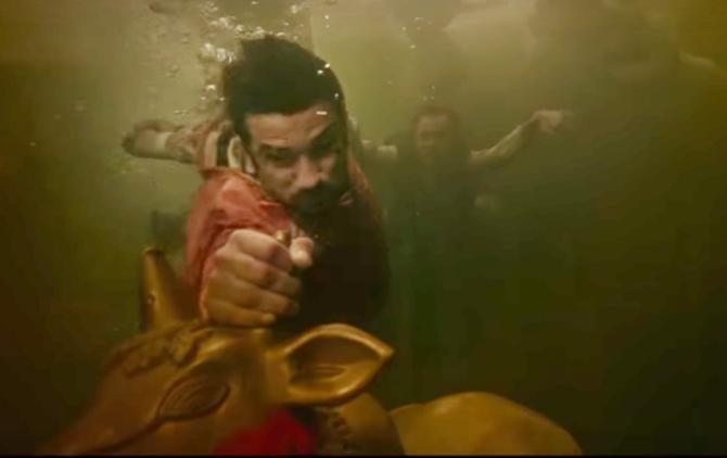 Sushant Singh Rajput starrer Kedarnath Hindi Movie Photos  16