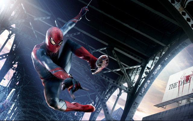 The Amazing Spider Man Movie Photo