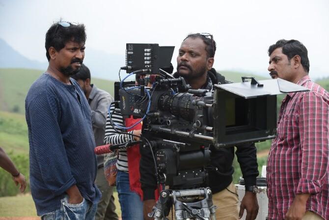 Magalir Mattum Tamil Movie Working Stills  7