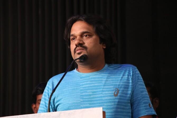 Kaadhal Munnetra Kazhagam Tamil Movie Audio Launch  19