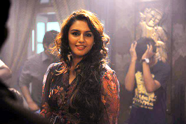 Huma Qureshi from Ek Thi Daayan Movie