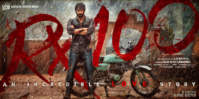 RX 100 Movie  First Look  3