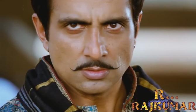Sonu Sood R...Rajkumar Film Pic : r rajkumar on Rediff Pages R Rajkumar