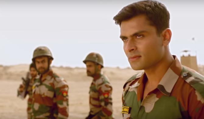 Shoaib Ibrahim starring Battalion 609 Hindi Movie Photos  19