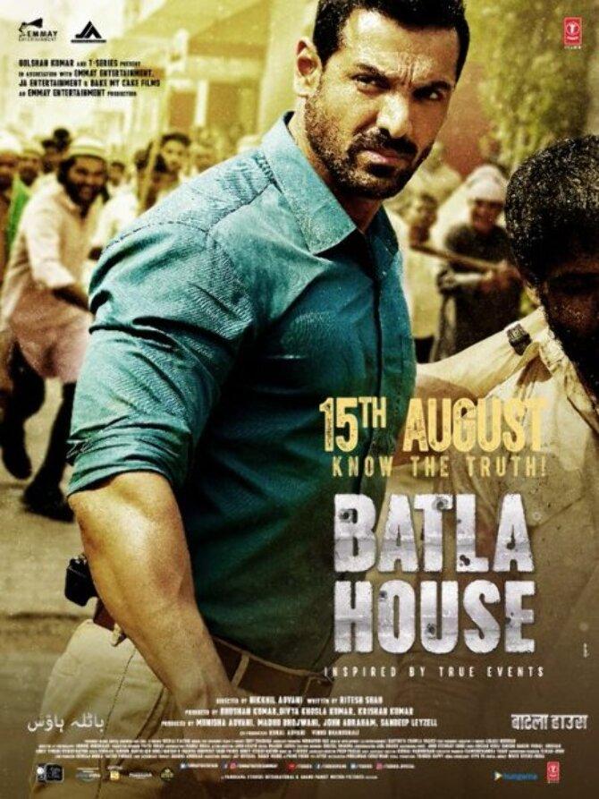 John Abraham Batla House Movie