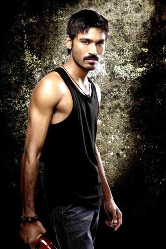 Dhanush in Tamil Movie 3 Pics