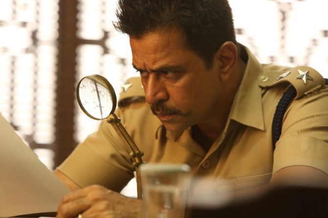 Kolaigaran Tamil Movie Stills  3