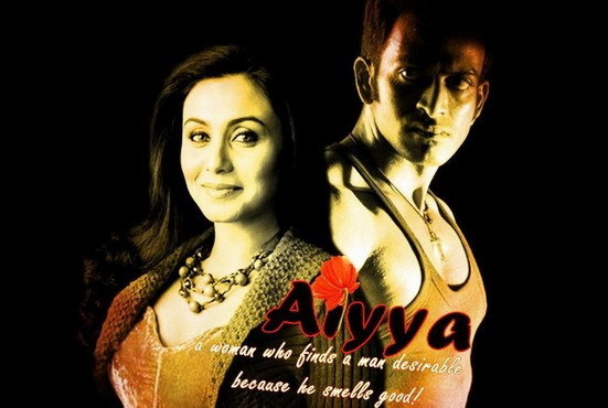 Rani Mukerji Prithviraj Sukumaran Aiyyaa Movie New Poster