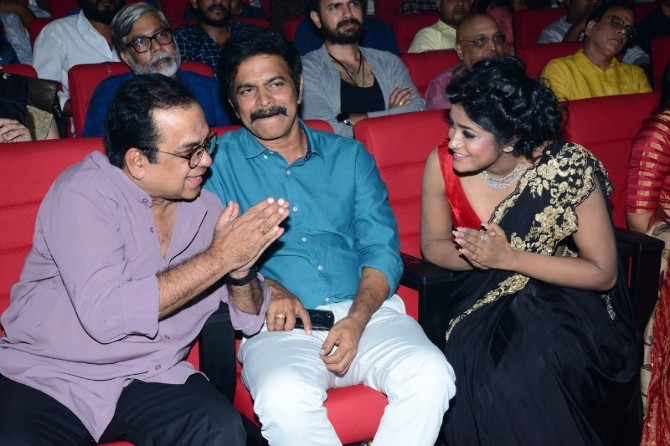 Valmiki Telugu Movie Pre Release   27