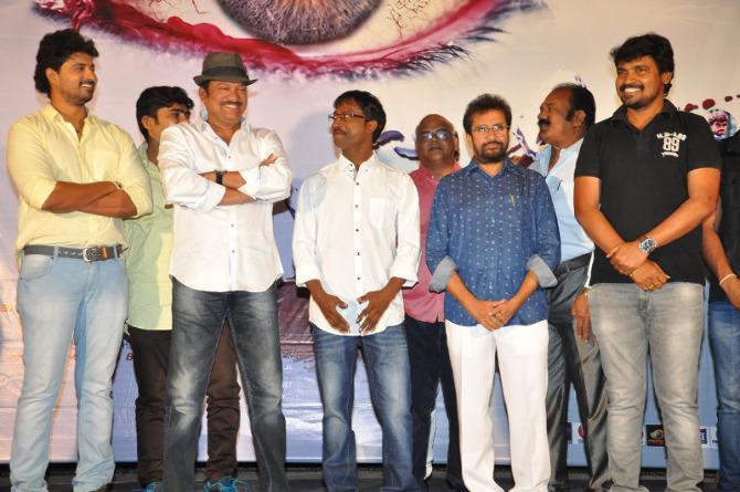 Nethra Movie Audio Launch  35