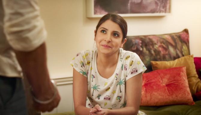 Anushka Sharma Jab Harry Met Sejal Movie Stills  24