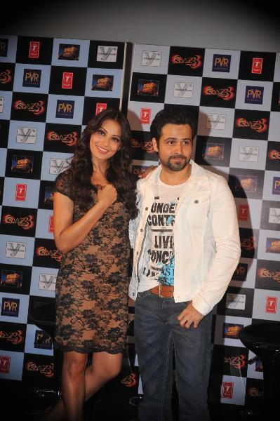 Raaz 3 Bipasha Basu and Emraan Hashmi event