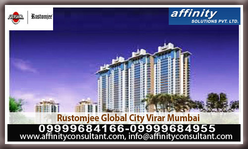 Rustomjee Global City Virar Mumbai
