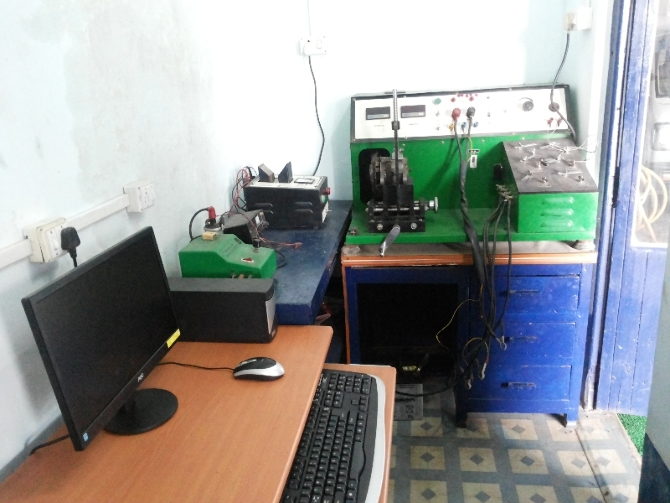 Auto Electrical Testing Equipments