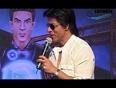 Shahrukh Khans First Look in Chennai Express