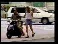 Blind On Motor Bike